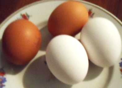 В продолжение к сказке об яйце