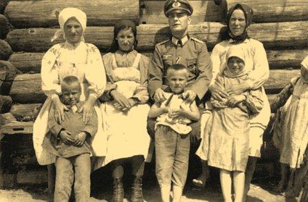 Война в воспоминаниях и чтобы помнили (со слов моей бабушки Поли- Егеревой Полины Васильевны рождённой 21 апреля 1912 года)