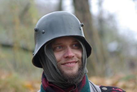 Защитные  каски штальхельмы против снайперов