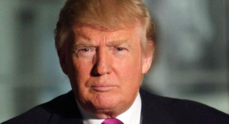 Господин Дональд Трамп — Вы президент США!
