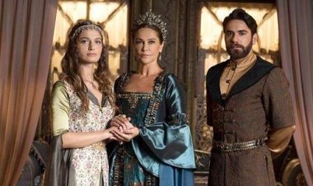 Продолжение «Великолепного века» в сериале про Кёсем-султан.
