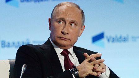Конференция с Путиным Владимиром Владимировичем.