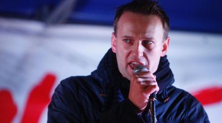 Навальный и его школота…