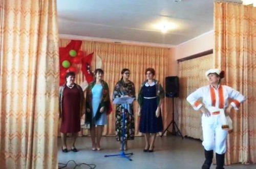 праздник на селе