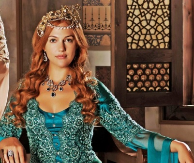 Великолепный век-Султан и Хюррем на все времена
